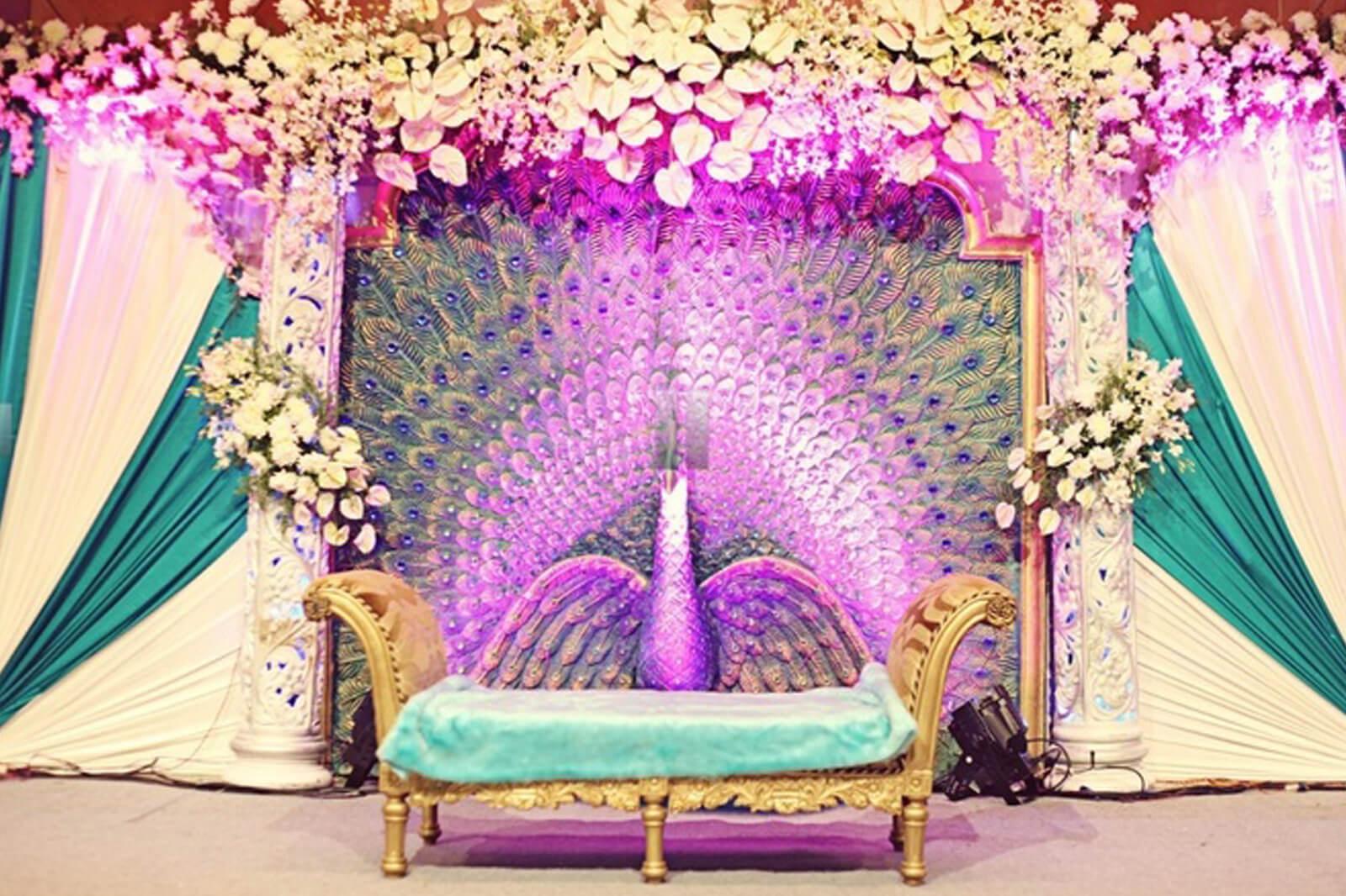 4 indische Hochzeitsdekorationsthemen, die Sie kennen sollten