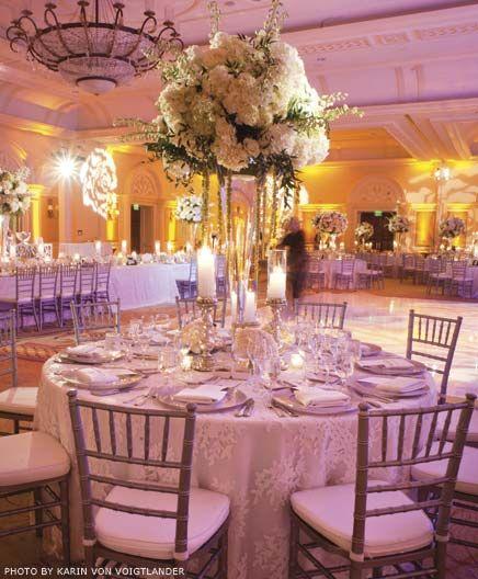 Beste Planungsdekoration für Ihre Hochzeit