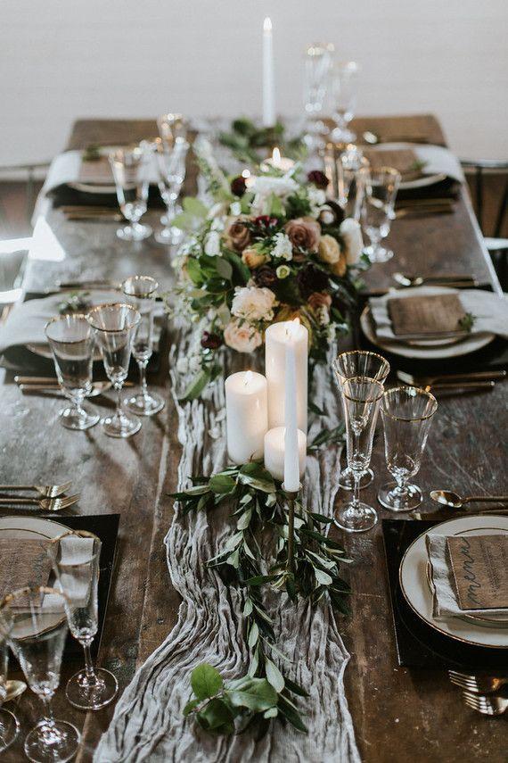 Die richtigen Herbst-Hochzeitsdekorationen können eine Hochzeit großartig machen