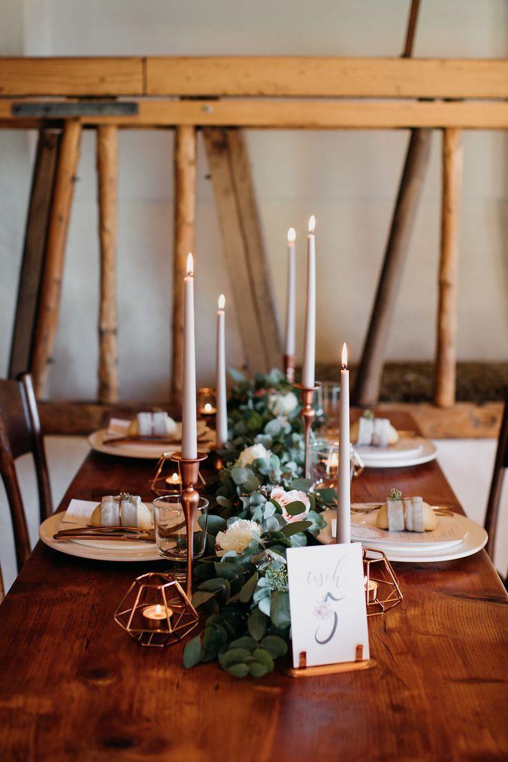 Grundlegende Ideen für Hochzeitsdekorationen