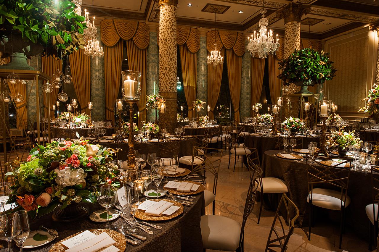 Herbst Hochzeitsdekorationen