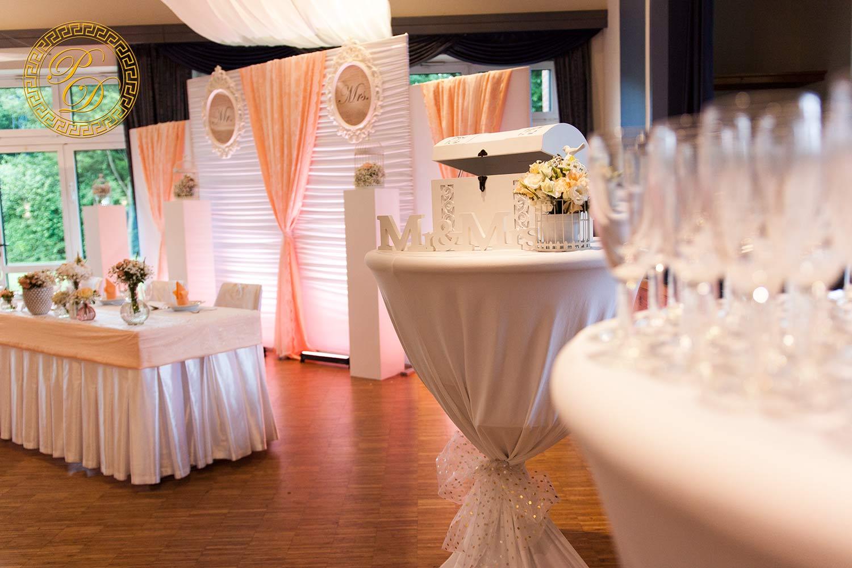 Top Hochzeitsdekoration Themen