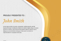 10 Award Certificate Psd Template Free  Room Surf within Quality Free Softball Certificates Printable 10 Designs