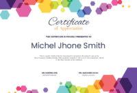 10 Award Certificate Template Inu Customizable Psd regarding Congratulations Certificate Template 10 Awards