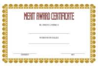 10 Certificate Of Merit Templates Editable Free Download throughout Amazing Long Service Award Certificate Templates