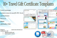 10 Editable Certificate Of Appreciation Templates Free with regard to Awesome Travel Certificates 10 Template Designs 2019 Free