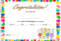 10 Free Editable Pre K Graduation Certificates Word  Pdf inside Daycare Diploma Template Free