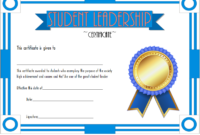 10 Greatest Student Leadership Certificate Template Ideas pertaining to Student Council Certificate Template 8 Ideas Free