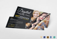 10 Photography Gift Certificate Templates  Ai Word Psd within Photoshoot Gift Certificate Template
