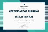 10 Training Certificate Templates  Free Word  Pdf with regard to Training Completion Certificate Template 10 Ideas