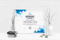 106 Certificate Design Templates Free Psd Word Png Ppt for Landscape Certificate Templates