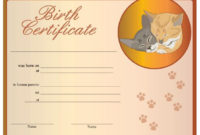 11 Best Reborn Dolls Images On Pinterest  Printable throughout Pet Birth Certificate Templates Fillable