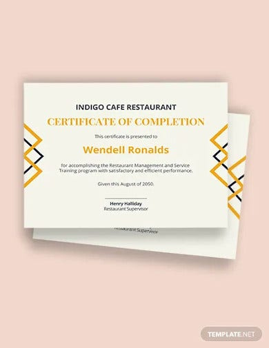11 Experience Certificate Template  Free  Premium Templates with Template Of Experience Certificate