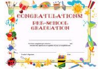 11 Preschool Certificate Templates  Pdf  Free  Premium for Amazing Daycare Diploma Certificate Templates