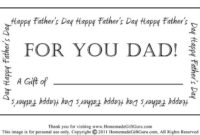 12 Best Gift Certificate Template Images On Pinterest pertaining to Mothers Day Gift Certificate Templates