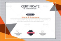 14 Company Training Certificate Designs  Templates  Psd throughout Free Softball Certificates Printable 10 Designs