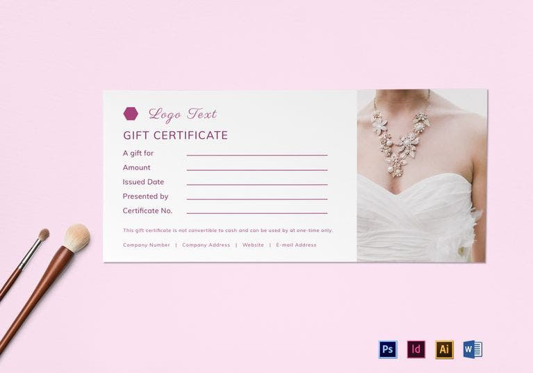 14 Restaurant Gift Certificates  Free  Premium Templates for Restaurant Gift Certificate Template 2018 Best Designs