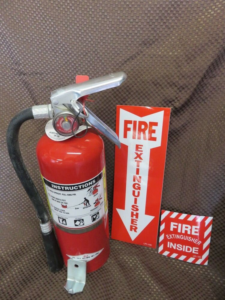 15Lb Abc Fire Extinguisher Wnew 2017 Certification Tag with regard to Awesome Fire Extinguisher Training Certificate