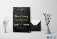 16 Farewell Card Template  Word Pdf Psd Eps  Free for Farewell Certificate Template