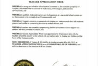 17 Certificate Of Recognition Templates  Free Printable in Free Template For Certificate Of Recognition