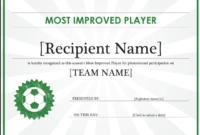 17 Sports Certificate Templates  Certificate Templates in Sportsmanship Certificate Template