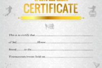 18 Sports Certificate Design Templates Examples with Quality Baseball Certificate Template Free 14 Award Designs