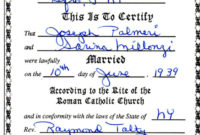 18Bcf9C Church Certificate Template Baptism Wedding In within Quality Roman Catholic Baptism Certificate Template
