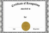 20 Army Certificate Of Appreciation Template Ppt ™ In 2020 regarding Powerpoint Award Certificate Template