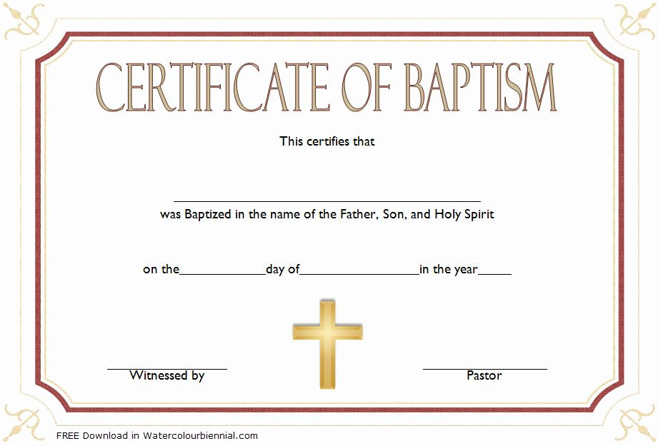 20 Catholic Marriage Certificate Template ™ In 2020 intended for Quality Roman Catholic Baptism Certificate Template