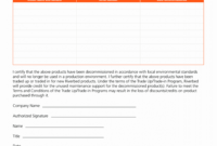 20 Free Certificate Of Destruction Template for Quality Certificate Of Destruction Template
