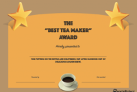 20 Hilarious Office Awards To Embarrass Your Colleagues throughout Free Free Printable Funny Certificate Templates