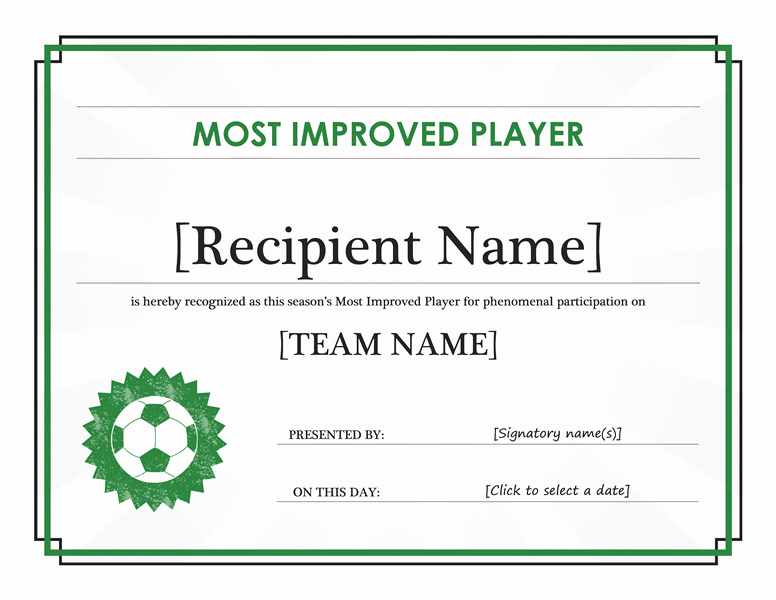 20 Most Improved Student Award Wording ™  Dannybarrantes for Free Most Improved Student Certificate