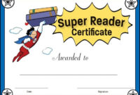 21 Best Collection Of Certificate For Kids Images On regarding Free Reading Achievement Certificate Templates