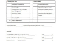 21 Sample Budget Proposal Templates In Pdf  Ms Word  Excel with Cost Proposal Template