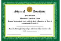 22 Free School Degree Certificate Templates  Word inside Printable Free School Certificate Templates
