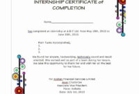 25 Work Completion Certificate Templates  Word Excel Samples within Certificate Of Completion Construction Templates