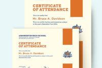 27 Basketball Certificate Templates  Psd  Free inside Basketball Participation Certificate Template