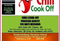 3 Chili Cook Off Certificate Template 70798  Fabtemplatez intended for Amazing Chili Cook Off Certificate Template