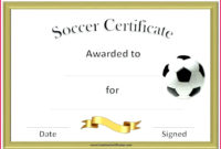 3 Mvp Award Certificate Template 98495  Fabtemplatez with regard to Soccer Certificate Templates For Word
