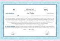 3 Share Certificate Template Alberta 70103  Fabtemplatez regarding Template Of Share Certificate