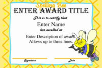 30 Free Printable Math Certificates In 2020  Spelling Bee for Math Award Certificate Templates