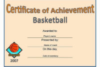 30 Student Council Certificates Printable In 2020 throughout Academic Achievement Certificate Template