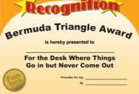 33 Best Work Awards Images On Pinterest  Award inside Best Worlds Best Boss Certificate Templates Free