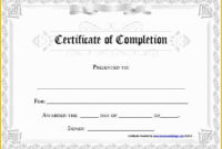 35 Free Premarital Counseling Certificate Of Completion for Marriage Counseling Certificate Template