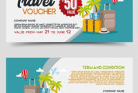 36 Free Gift Certificate Psd Templates Ready For Print throughout Travel Gift Certificate Templates