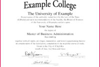 4 Continuing Education Certificate Template 58998 inside Continuing Education Certificate Template