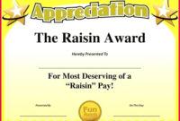4 Funny Award Certificate Templates 39498  Fabtemplatez for Free Funny Certificate Templates For Word