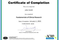 4 Military Certificate Of Training Templates 65731 within Boot Camp Certificate Template