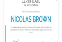 40 Employment Certificates  Pdf Doc  Free  Premium with Free Employee Appreciation Certificate Template