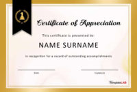 40 Free School Certificate Templates  Best Office Files inside Validation Certificate Template